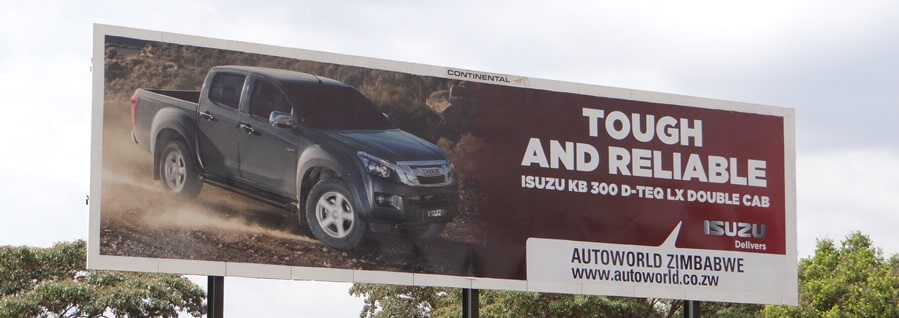autoworld billboard