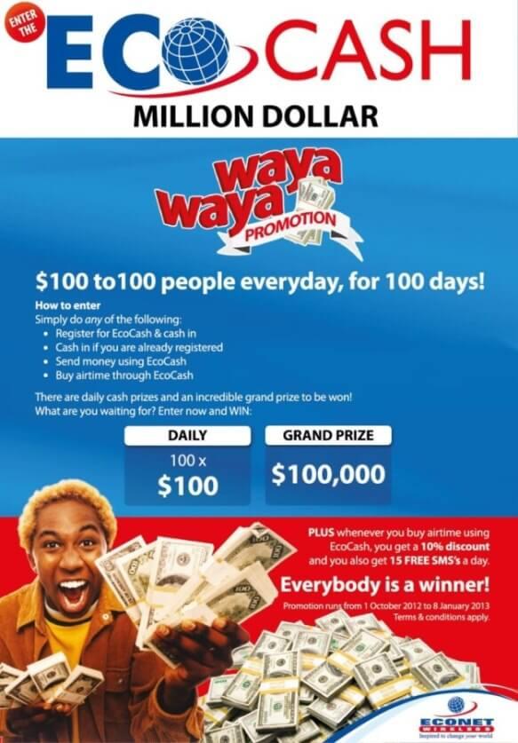 wayawaya promotion