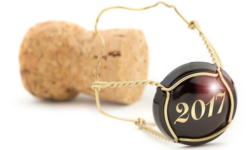 2017 champagne cork